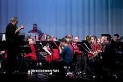 034eFB (Kiwibrit - *Michelle*) Tags: kpac winter concert winthrop performing arts center kennebec maine 120719 2019 show perform band jazz chorus sing