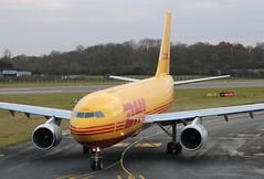 Photo of D-AEAG Airbus A300-622RF DHL