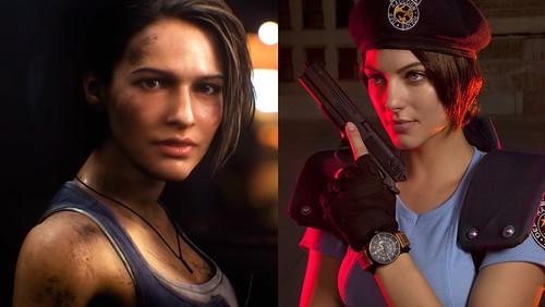Resident Evil 3 Remake Jill Valentine Vs Julia Voth A
