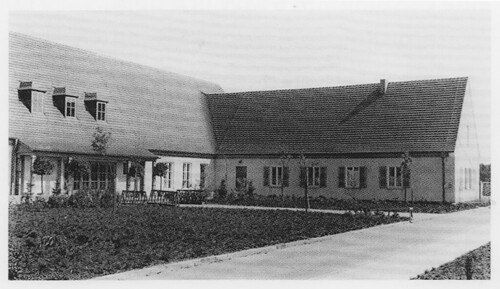 "Peenemünde Heeresversuchsanstalt, Kantine ""Fischer"""