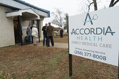 Accordia Health Clinic Visit