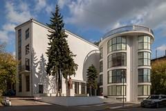 (ilConte) Tags: moscow mosca russia russian melnikov burevestnik burevestnikfactoryclub architettura architecture architektur