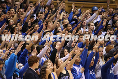 Cameron Crazies (wilsonactionphoto) Tags: georgia state panthers mens basketball duke university blue devils cameron indoor stadium durham north carolina sun belt conference acc georgiastate georgiastatepanthers georgiastateuniversity gsupanthers 2 dukebluedevils dukeuniversity dukeuniversitybluedevils durhamnc durhamnorthcarolina sunbelt sunbeltconference sbc atlantic coast atlanticcoastconference ncaa division 1 d1 athletics national collegiate athletic association nationalcollegiateathleticassociation cameronindoorstadium collegebasketball collegemensbasketball sports action photography sportsphotography cameroncrazies fans student section