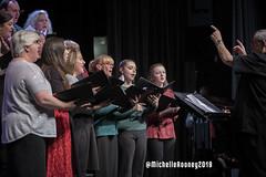 080eFB (Kiwibrit - *Michelle*) Tags: kpac winter concert winthrop performing arts center kennebec maine 120719 2019 show perform band jazz chorus sing