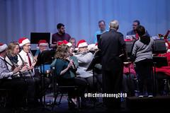 071eFB (Kiwibrit - *Michelle*) Tags: kpac winter concert winthrop performing arts center kennebec maine 120719 2019 show perform band jazz chorus sing