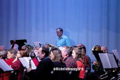 061eFB (Kiwibrit - *Michelle*) Tags: kpac winter concert winthrop performing arts center kennebec maine 120719 2019 show perform band jazz chorus sing
