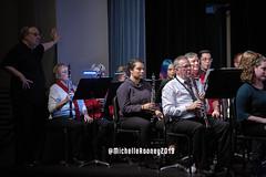 041eFB (Kiwibrit - *Michelle*) Tags: kpac winter concert winthrop performing arts center kennebec maine 120719 2019 show perform band jazz chorus sing