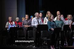 037eFB (Kiwibrit - *Michelle*) Tags: kpac winter concert winthrop performing arts center kennebec maine 120719 2019 show perform band jazz chorus sing