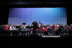 035eFB (Kiwibrit - *Michelle*) Tags: kpac winter concert winthrop performing arts center kennebec maine 120719 2019 show perform band jazz chorus sing