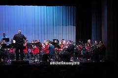 027eFB (Kiwibrit - *Michelle*) Tags: kpac winter concert winthrop performing arts center kennebec maine 120719 2019 show perform band jazz chorus sing