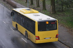 MAN NL253-10,5 Lion's City M #2021 (Ikarus1007) Tags: mzk koszalin man nl253 lions city m 2022