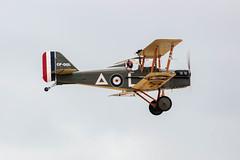 EDWU3757.jpg (edwjhwu) Tags: abbotsfordinternationalairshow canadianmuseumofflight royalaircraftfactoryse5 airshow cfqgl airplane aviation