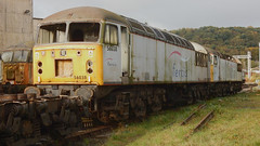Photo of ( Fertis Rail ) / BR ( BREL Doncaster / Ruston-Paxman ) Type 5 Class 56 Co-Co 56 038