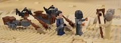 The Mandalorian: Chapter 5 (mkjosha) Tags: lego star wars mandalorian moc tuskan raider toro calican