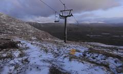 Glencode Ski centre (_delp_) Tags: meallabhuiridh creise hill winter snow ice munro hiking scotland glencoe