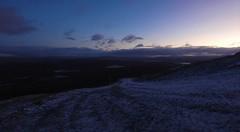 Looking at Rannoch Moor (_delp_) Tags: meallabhuiridh creise hill winter snow ice munro hiking scotland glencoe