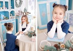Masha and Yulya (Yulchonok) Tags: family girl 50mm portrait people winter