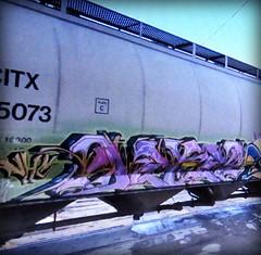 deter (timetomakethepasta) Tags: deter merk freight train graffiti art citx hopper nhc