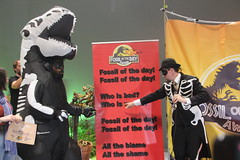 and sing the Fossil of the Day song at #COP25 - Dec 10 - IMG_7177 (John Englart (Takver)) Tags: fotd cop25 climate climatechange climateactionnetwork can australia fossiloftheday