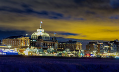 Kurhaus / Scheveningen 2019 (zilverbat.) Tags: hotspot longexposure scheveningen zilverbat longexposurebynight night nightphotography nightshot nightlights nightimage le lenight longexposurenetherlands nederlandlongexposure visit tripadvisor travel trip image city thenetherlands thehague town tourist tour tourism terras beach boulevard harbor haven holland hofstad history architecture buildings skyline sky zee wallpaper world waterfront water zuidholland northsea noordzee dutch dutchholland denhaag dramatic canon cinematic flag vlag grandhotelamrâthkurhaus hotel