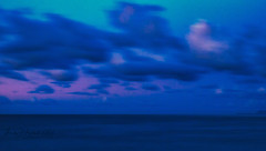 CottonCandySky (drbabbitt) Tags: beach ocean water snow clouds