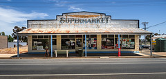 Supermarket (RWYoung Images) Tags: rwyoung olympus em1mk11 rupanyup victoria australia shop rural town store