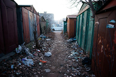 garages (lenelenka) Tags: kiev kyiv sal24f20z distagon urban