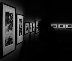 Vernissage (E-C-K ART) Tags: stockholm vernissage black white pictures sweden visitor