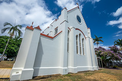 Church (agasfer) Tags: 2019 australia cairns citiscapes pentax k3 sigma1020 buildings