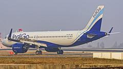 Indigo Airbus A320NEO VT-ITV Bangalore (BLR/VOBL) (Aiel) Tags: indigo airbus a320 a320neo vtitv bangalore bengaluru canon60d