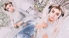 Dear santa ☻ (Juicy Bloom) Tags: avi babyface shape 3davi baddie belleza genushead project genusproject secondlife sl itgirls