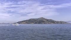 Angel Island (Mr.LeeCP) Tags: sanfranciscobay boat water island angelisland