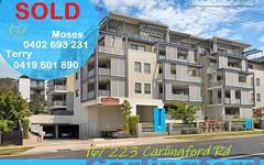 16/223 - 227 Carlingford Road, Carlingford NSW