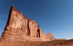 ArchesNationalPark-Utah (Lothbrok'sYen) Tags: arches lothbroksyen archesnationalpark utah usa southwest felswand rockface cliff