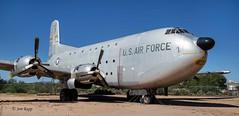Douglas C-124 Globemaster 0-21004 (AZ) (edit) (MO FunGuy) Tags: airplane arizona