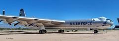 Convair B36-J Peacemaker Strategic Bomber 52-2827 (1947-59) 1a (AZ) (edit) (MO FunGuy) Tags: airplane arizona