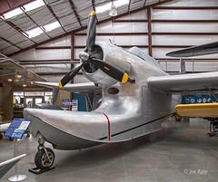 Columbia XJL-1 N54205 Amphibious Plane (AZ) (edit) (MO FunGuy) Tags: airplane arizona