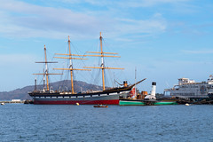 Balclutha - San Francisco Maritime National Historical Park (fandarwin) Tags: san francisco maritime national historical park balclutha darwin fan fandarwin olympus omd em10
