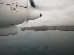 San Cristobal (semper_scifi) Tags: galapagos sancristobal ecuador airplane flight