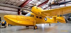 Grumman J4F-2 Widgeon 'Petulant Porpoise' 32976 (AZ) (edit) (MO FunGuy) Tags: airplane arizona