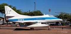 Douglas A-4C Skyhawk N401FS (AZ) (edit) (MO FunGuy) Tags: airplane arizona