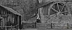 Fun at the Old Mill (Kamera Clips) Tags: farm mill windmill vintage singing fun blackandwhite classic old farmhouse barn music nature travel adventure sedona arizona western west southwest
