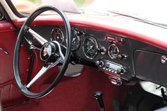 1963 Porsche 356 B (Formerly known as Bigbend700) Tags: stillsavinglivescarshow auto car lapd losangelespolicedepartment cops police 2013 show classic custom vintage hotrod streetrod fun woodlandhills california socal sanfernandovalley park