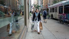 I think I'm entertaining those two on the left (ViewFromTheStreet) Tags: allrightsreserved blick blickcalle blickcallevfts calle capitolone capitolonecafe copyright2019 pennsylvania philadelphia photography septa stphotographia streetphoto streetphotography viewfromthestreet walnut walnutstreet amazing bag bus cafe candid capitalonecafe classic eyecontact fashion fashionsense female girl jacket reflection shoppingbag street streetfashion streetstyle style vftsviewfromthestreet window woman ©blickcallevfts ©copyright2019blickcalle