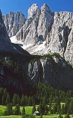 Val di Mesdi (Vid Pogacnik) Tags: italy italia dolomiti outdoors hiking landscape mountain sella valdimesdi