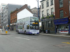 Rotala Diamond Bus North West 33712 191105 Manchester [hired] (maljoe) Tags: rotaladiamondbusnorthwest rotaladiamondbus rotala alexanderdennisenviro400 alexanderdennis