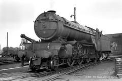 c.1964 - York (50A) MPD. (53A Models) Tags: britishrailways lner gresley v2 262 60982 steam york 50a mpd train railway locomotive railroad