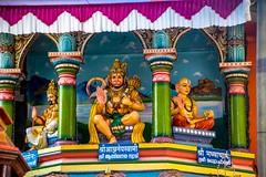 Colour in India (Tony Shertila) Tags: india nikon5300 asia cochin columbus cruise deck hindu kochin lordshiva outdoor religion ship temple tourist worldcruise 201904101205460 avitar statue