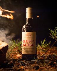 BLOSSA GLÖGG (emanuel.bjurhager) Tags: blossa glögg non alcoholic zero alcohol alkoholfri glogg forest fire bonfire eld skog mark vildmark
