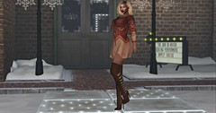 Help Wanted (♪♫ The Songstress, Miss M ♫♪) Tags: accessories allurecouture baubleearrings christmas december fashion jessposes posefair poses remiknitdress secondlife sevenevent shy soschristmasfair thebarathaven winter wintershowcase